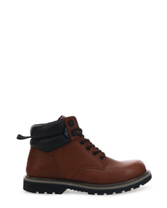 Men's Woodway Expedition Work Boot - Brown