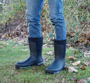 Men's Neoprene Mid - Black - Western Chief