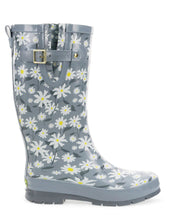 Women's Daisy Daze Tall Rain Boot - Gray