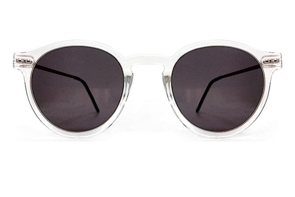 Lunettes British Summer - clear / black