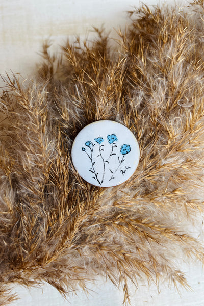Tuque Billy - marine