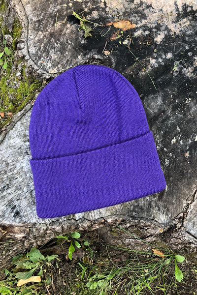Tuque Billy - mauve