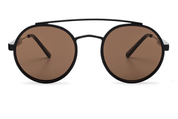 Lunettes Stay Rad - black / brown