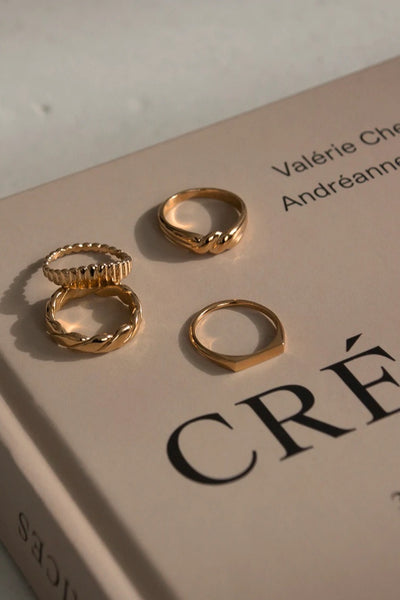 Robe Montie Printed - off white