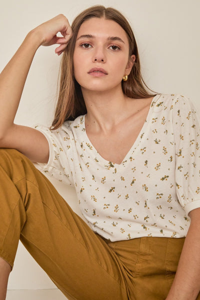 Tee-shirt Rynah - black