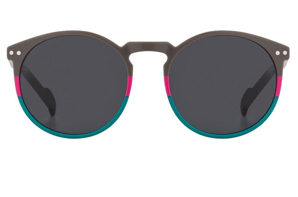 Lunettes Eighteen -  grey, pink, teal / black