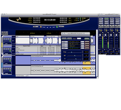 soundBlade 4-ch. Mastering Workstation for Mac.