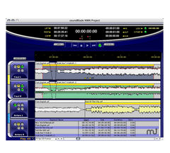 soundBlade HD 2.2 16-ch. Mastering Workstation for Mac