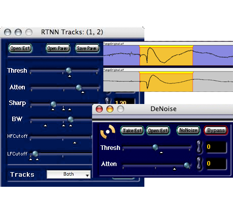 Broadband DeNoise II Native for soundBlade v2.0