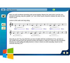 eMedia Singing Method PC / WIN download