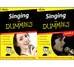 Singing For Dummies Deluxe - Macintosh