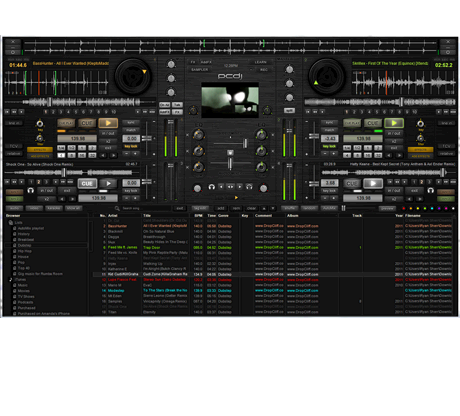DJ Professional Software: Mix Audio, Video & Karaoke