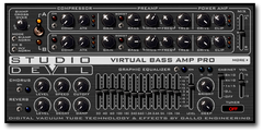 Virtual Bass Amp Pro Modeling Plugin