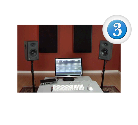 Level 3 in our Rec & Mixing Series