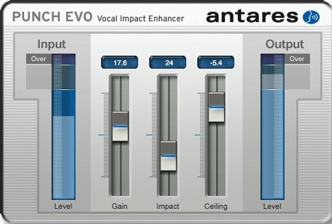 Punch Evo Vocal Impact Plug-In