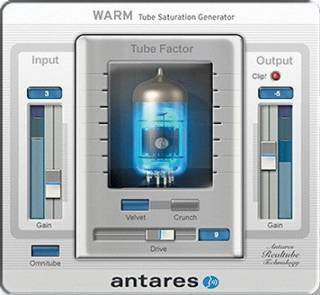 Warm Tube Saturation Plug-In