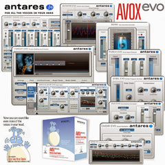 AVOX 4 Vocal Processing Toolkit