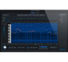 ADX Non-Destructive Audio Source Separation TRAX