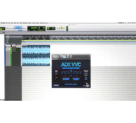 ADX VVC 3.0 Lead Vocal & Melodic Volume Control