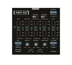 Neo EQ - Auto Pitch Tracking Equalizer