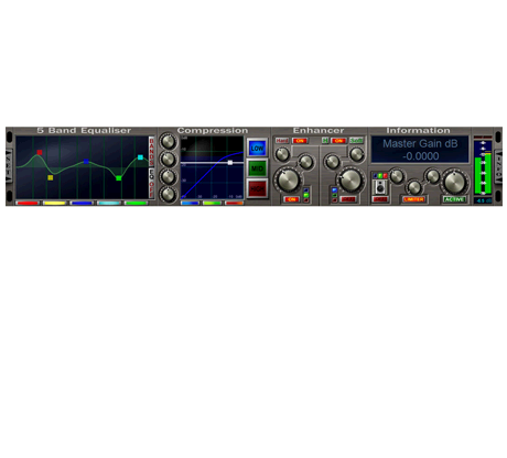 Mastering System in one plugin