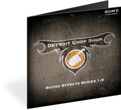 The Detroit Chop Shop Series 1-5