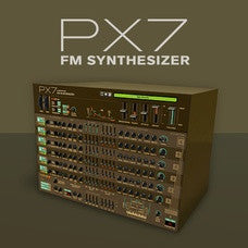 PX-7 FM Synthesizer Plug-In