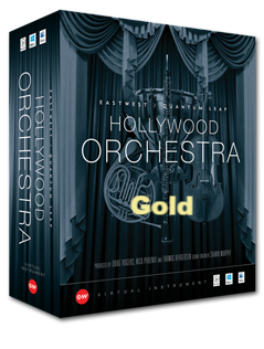 HOLLYWOOD ORCHESTRA GOLD EASTWEST