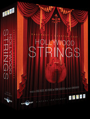 East West HOLLYWOOD STRINGS SILVER