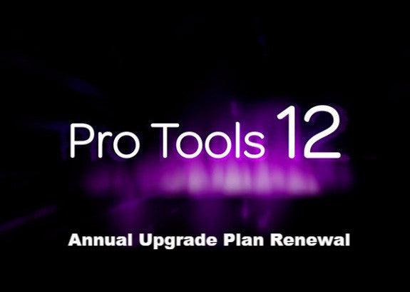 Annual Upgrade Plan Renewal for Pro Tools Save  Preview  Apps  Duplicate