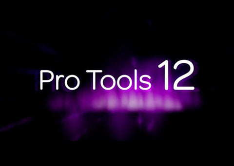Pro Tools 12 with Annual Upgrade and Support Plan