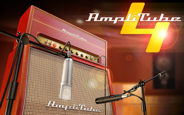 Amplitube 4 Guitar Amp Effects