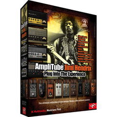 Amplitube Hendrix Guitar Amp Effects