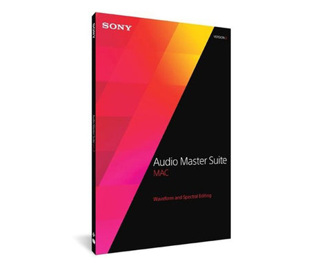 Audio Master Suite Mac 2 for Mac