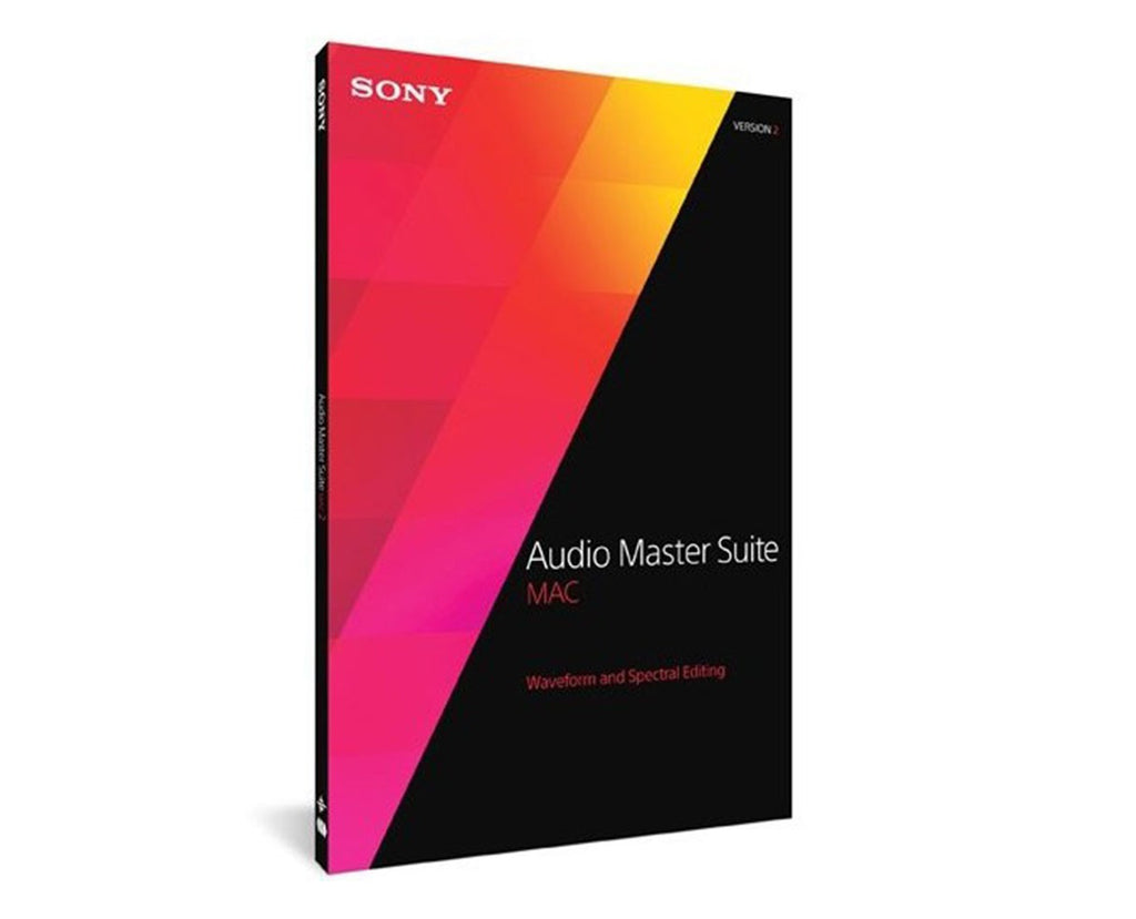 Audio Master Suite 2 for Mac - Academic