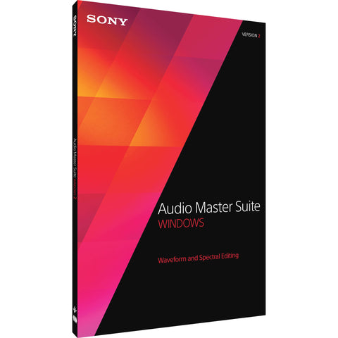 Audio Master Suite 2 Academic for Windows
