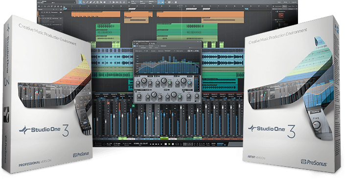 Studio One 3 Artist Music Creation Software
