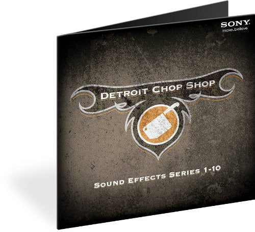 The Detroit Chop Shop Series 1-10