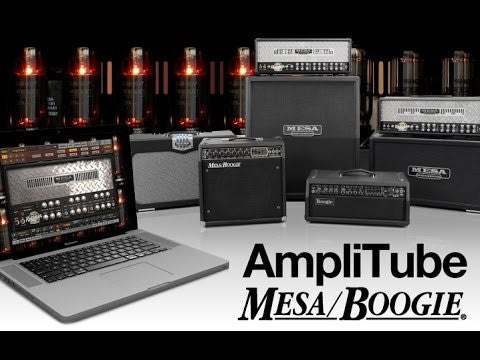 AmpliTube - MESA/Boogie® Amp Effects