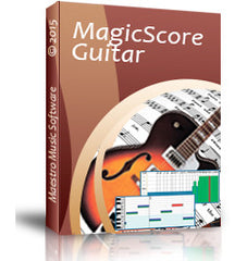 MagicScore Guitar - Windows
