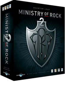 Ministry of Rock 2 - Samples - EastWest