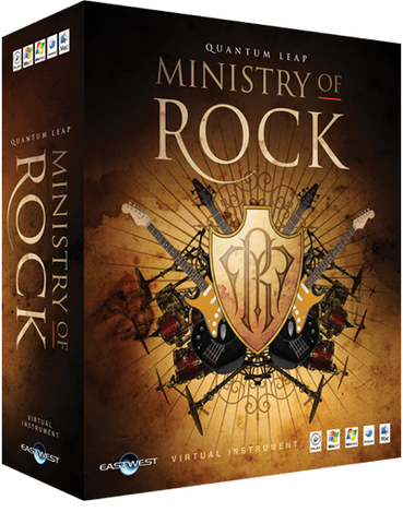 Ministry of Rock 1 - Samples - EastWest
