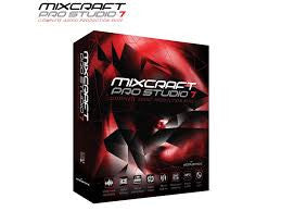 Mixcraft professional Recording Studio Software