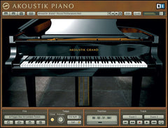 Pianissimo - Grand Piano Virtual Instrument for PC