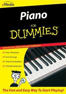 Piano For Dummies Deluxe - Windows