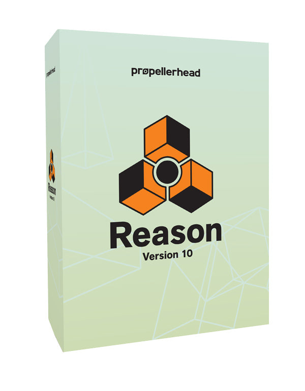 Reason 10 by Propellerhead - Full Version