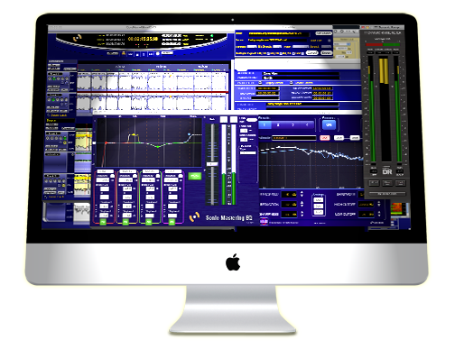 soundBlade HD 16-ch. Mastering Workstation for Mac.