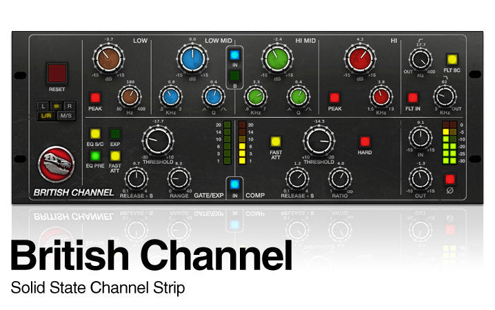 British Channel-Strip Plug-In