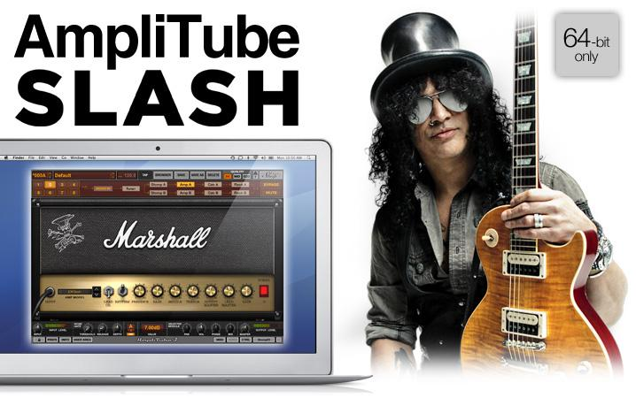 Amplitube Slash