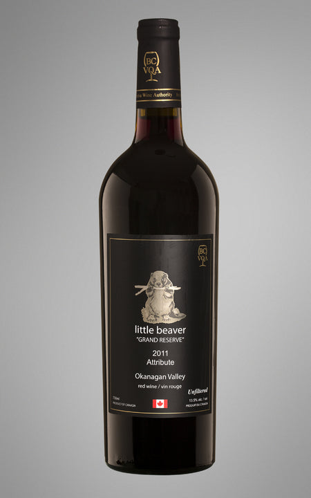 BC VQA Grand Reserve Attribute 2011 (12-pack)